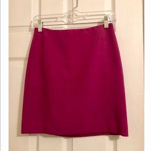 Cute pink skirt!